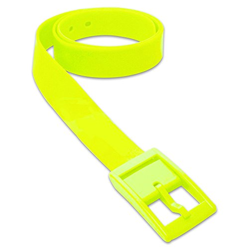Neon Silicone Belt in many colours