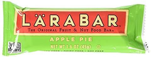 Larabar - Original Fruit & Nut Bars Box Apple Pie - 16 Bars
