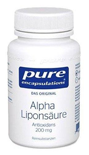 Alpha-liponsäure 200 Mg Kapseln (Pure Encapsulations Alpha Liponsäure 200 mg 60 Kapseln)