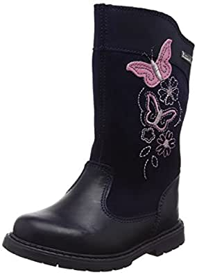 Start-rite Girls Aqua Butterfly Boots 1460 Shoes & Bags