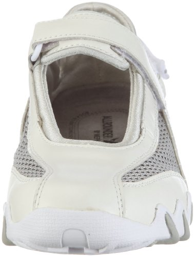 Allrounder By Mephisto - Niro S.Leather 30 / Mesh 12 White, Scarpe Da Nordic Walking da donna Bianco (Weiss/WHITE)