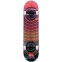 Quasi Skateboard William og Trans Anelli Impact Pro–Skateboard, 7,75