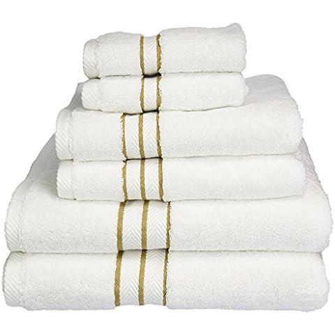 Qualità di lusso, da Hotel Collection-Set di asciugamani, in puro