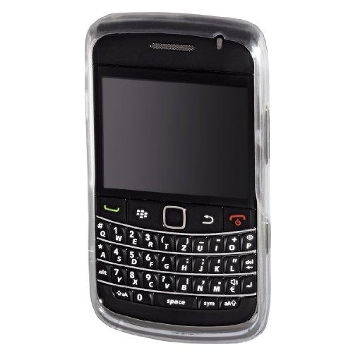 Hama Crystal Case Handy-Cover für Blackberry 9700 (Cover 9700)