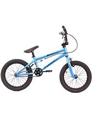 """KHE BMX Vélo Arsenic 16""""Bleu, directement de KHE."""