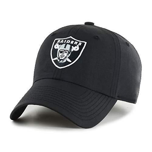NFL Oakland Raiders, im OTS Challenger, verstellbar, Schwarz, One Size