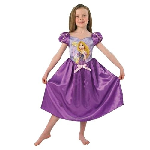 Disney Rapunzel Story Time Dress Up Outfit -5-6 -