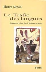 Le trafic des langues