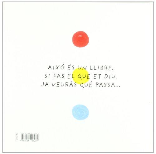 DESCARREGAR (Descargar) en PDF y EPUB Gratis y Complert el llibre Un Llibre de Hervé Tullet