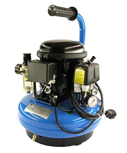 Preisvergleich Produktbild AGRE Junior 30 Flüsterleise Kompressor Airbrush Kompressoren Sehr leise