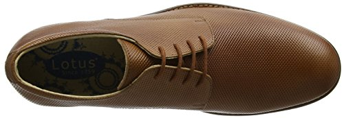 Lotus - Camden, Zapatos Planos Brown Men (tan)