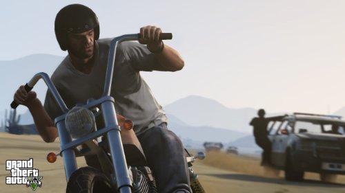 Grand Theft Auto V – [PlayStation 3] - 3
