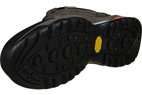 Scarpa Moraine Plus GTX charcoal/mango