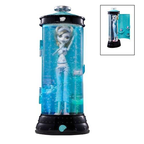 Imagen 9 de Monster High V7963 - Muñeca Lagoona Blue con Hidrocápsula Luminosa (Mattel) - incluye muñeca