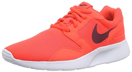 Nike Kaishi Run, Sneakers basses femme Rouge - (Bright Crimson/Deep Garnet-White 661)