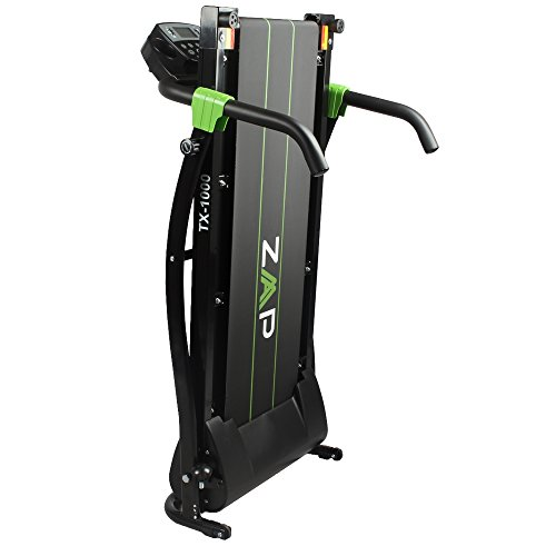 ZAAP TX1000 Budget Treadmill Review