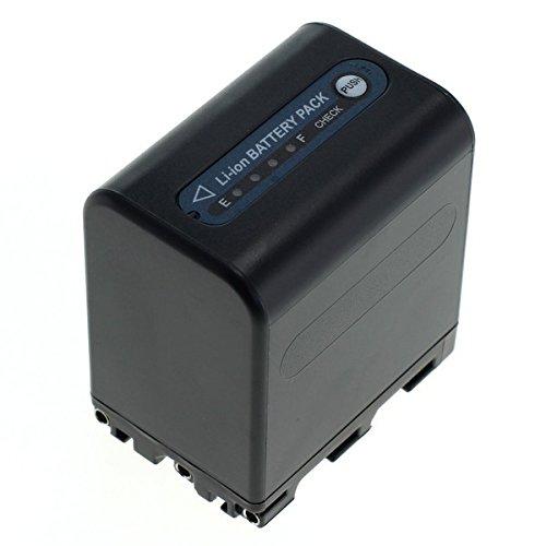 Akku für Sony NP-FM90, NP-QM91   4200mAh -