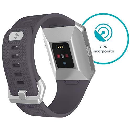 Zoom IMG-2 fitbit ionic fitness smartwatch blu