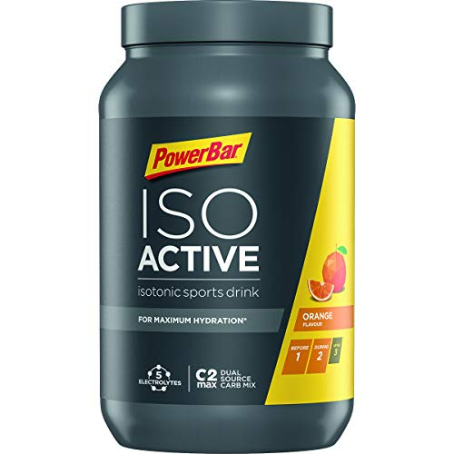 PowerBar Isoactive Sports Drink Orange, 1.32 kg