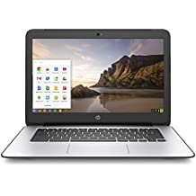 "HP Chromebook 14 G4 - Intel Celeron N2840 (2.16GHz, 1MB), 14""HD SVA eDP anti-glare WLED (1366 x 768), 4GB (1 x 4GB) DDR3L SDRAM, 16GB eMMC, Intel HD Graphics, 802.11ac, Bluetooth 4.0, webcam, Chrome OS"