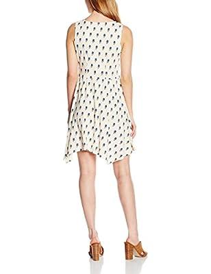 New Look Women's Nina Hanky Hem Sleeveless Dress