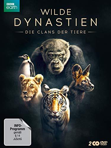 WILDE DYNASTIEN - Die Clans der Tiere [2 DVDs]