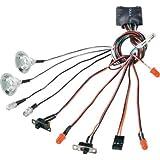 Câble 8 LED pour aéromodélisme...