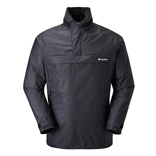Buffalo Special 6 Shirt Jacket 44 inch Black -