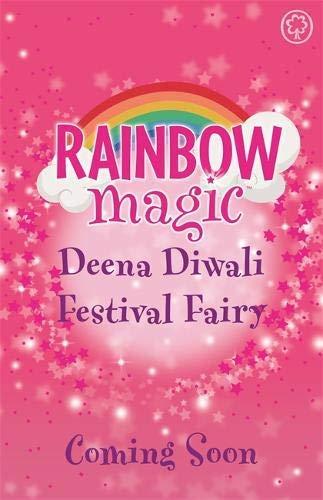 Deena the Diwali Fairy: The Festival Fairies Book 1 (Rainbow Magic 4) (English Edition)