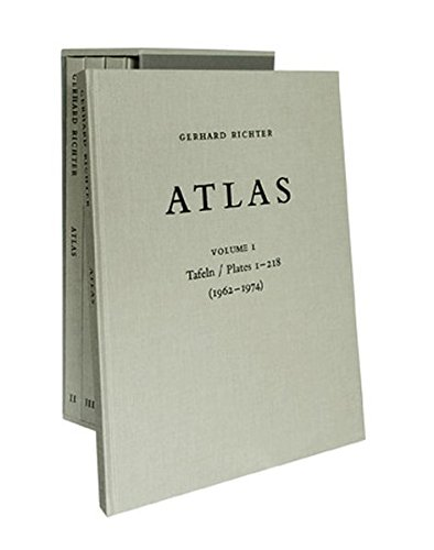 Gerhard Richter: ATLAS Vol.I-IV