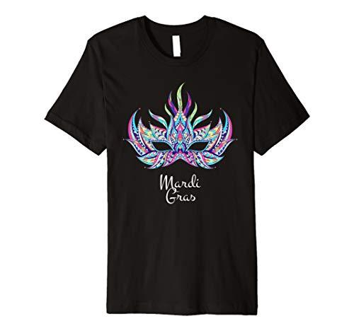 Süßes Moderne & Trendy Mardi Gras T-Shirt & Geschenk | cuai