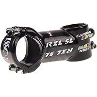 RXL SL Paquete Tallo de Carbono Vástago de Bicicleta de Carretera MTB de la Bicicleta Parte de Bicicleta 3K lustroso Negro (100mm) SL0670