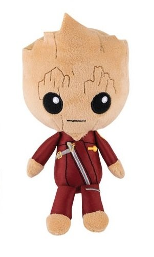 Marvel Guardians of the Galaxy 2 Groot in Jumpsuit 8 inch Hero Plüschtier