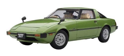 AUTOart - 75981 - Mazda Savanna RX-7 - 1981 - Echelle 1/18