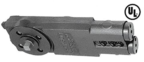 CRL Jackson ANSI Grade 1 Medium Duty 105 Hold-Open Overhead Concealed Door Closer Body With Backcheck by CRL