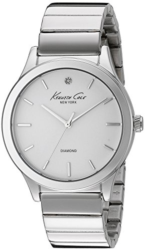 kenneth-cole-new-york-diamond-10024370-da-donna-analogico-al-quarzo-giapponese-per-display-orologio-
