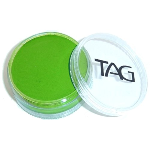 ght Green (90 gm) by TAG Body Art (Face Art Für Halloween)