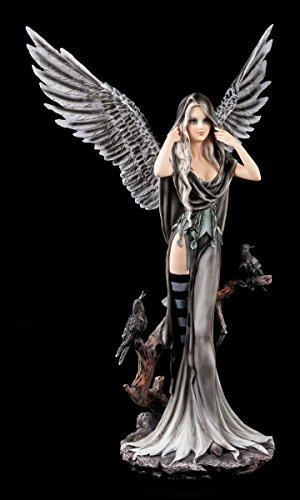 Dark Angel Figur - Raben Schatten - Gothic (Outfits Angel Dark)