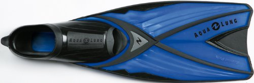 Aqua Lung Uni Flossen Taucherflossen Grandprix Sport Motion Blau Blau Size 36-37 Image