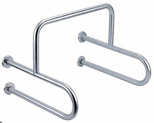 ZHGI 304 tubo in acciaio inossidabile 25/32 Specchio bagno safety Guide di scorrimento,32 tubo