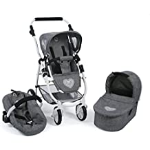 Bayer Chic 2000 637 76 Carrito Emotion All in, ...
