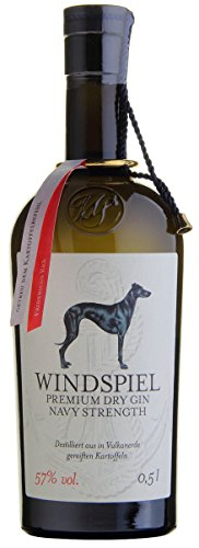Windspiel Navy Strength Gin (1 x 0.5 l)