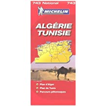 Algérie Tunisie : 1/1 00 000
