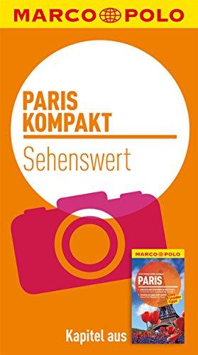 Paris Seine-touren (MARCO POLO kompakt Reiseführer Paris - Sehenswert (MARCO POLO Reiseführer E-Book))