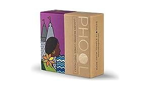 Phool Patchouli Organic Incense Cones, Aromatherapy, 40 Cones