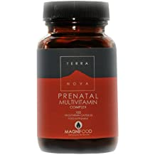 TERRANOVA Prenatal Multivitamin Complex - 100 Vegicaps