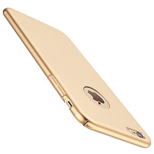 LaoZan iPhone Housse De Protection Étui Coque, Anti-Rayures Et Anti-Choc, Ultra Mince Dur PC Case Protecteur Bumper Cover