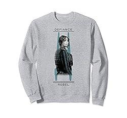 Star Wars Rogue One Jyn Defiance U-Wing Sweatshirt