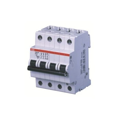 ABB Stotz S&J Sicherungsautomat S203-B25NA B,6kA,25A,3P+NA System pro M compact Leitungsschutzschalter 4016779532334 -