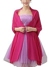 089e2a993b7b Châle En Mousseline De Fashion Élégante Stole Soie Femmes 20 Ans A Volé  Longues Robes De